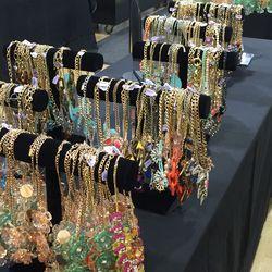 Necklaces, $12