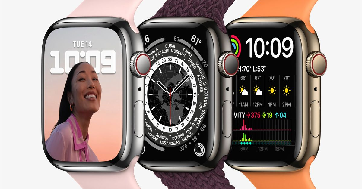 Apple Watch Series 7: How to Preorder