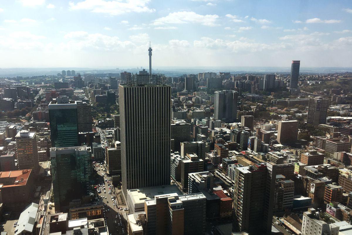 Changing Johannesburg