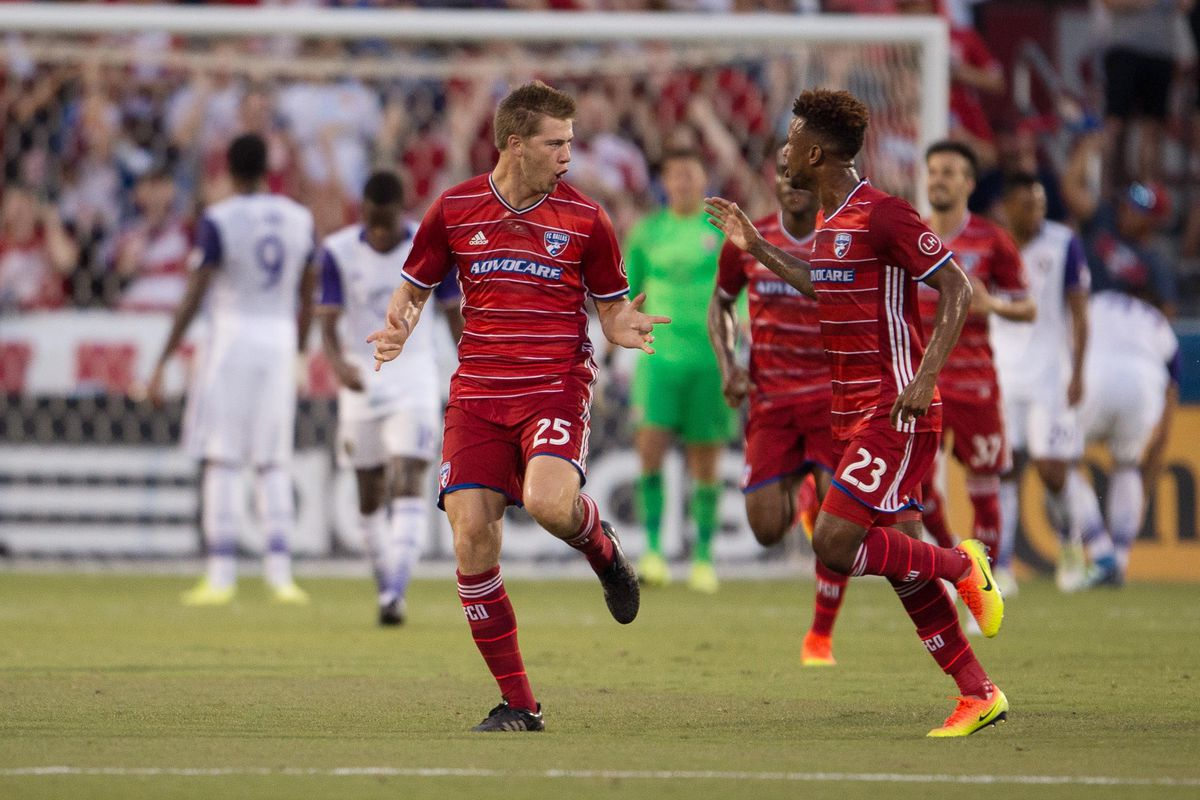 Three FC Dallas players called in to United States National Team ... f1d1bc004