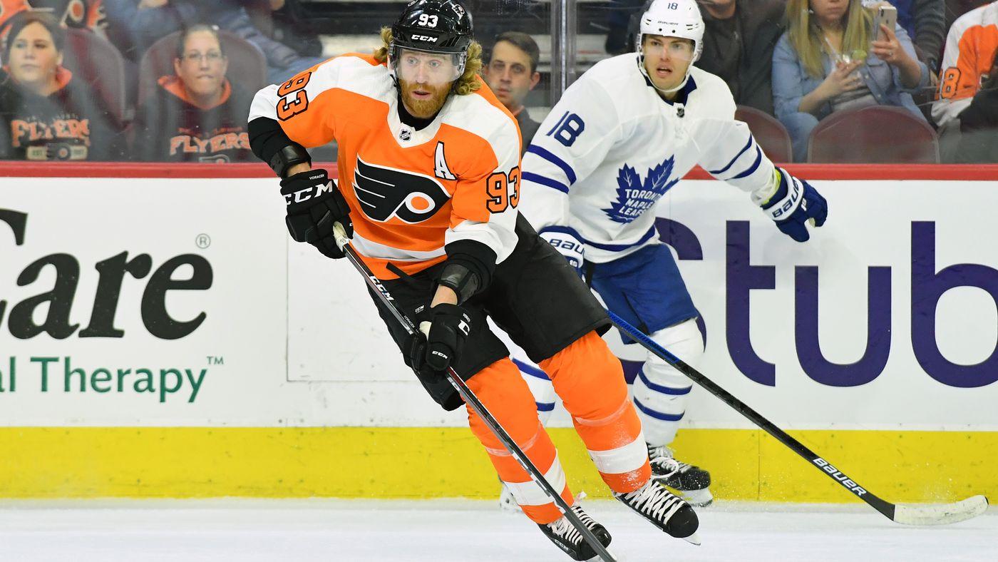 Philadelphia Flyers On The Trade Block Jake Voracek Broad Street