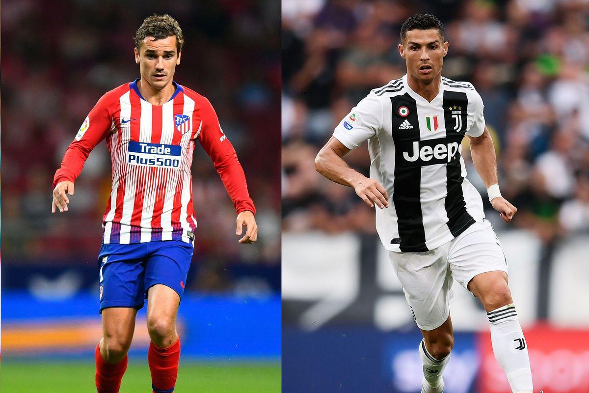 Image result for Atlético Madrid – Juventus