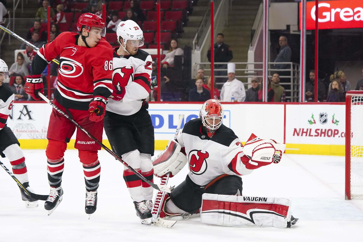 Gone in 30 Seconds  New Jersey Devils Lose to Carolina Hurricanes 1 ... dbcdcd37e