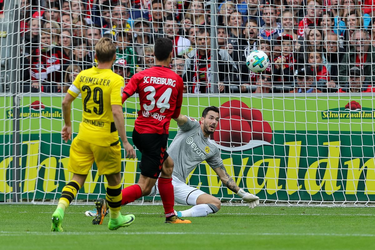 Borussia Dortmund Vs Sc Freiburg Live Stream 2018 Time Tv Channels And How To Watch Bundesliga Online Fear The Wall