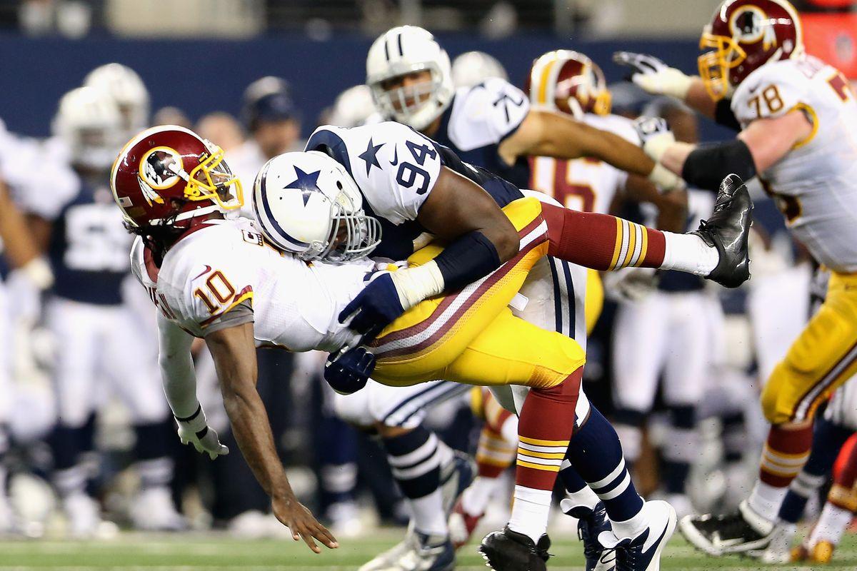8109de2b4 Cowboys have a history of dominating Washington on Thanksgiving ...