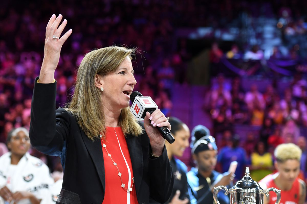WNBA commissioner Cathy Engelbert announced Friday that the league has postponed the start of training camp and the season due to the coronavirus pandemic.