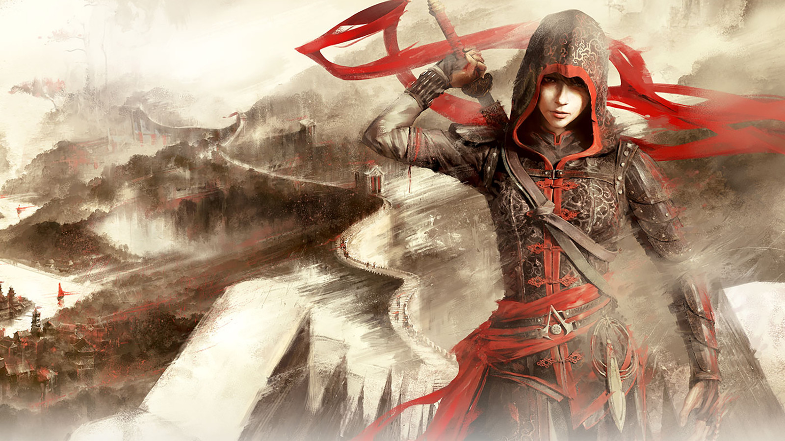 Assassin S Creed Chronicles China Review Red Ink Polygon
