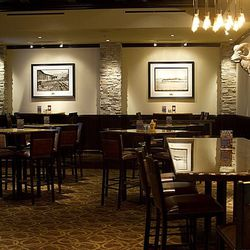The dining room at Sierra Gold.