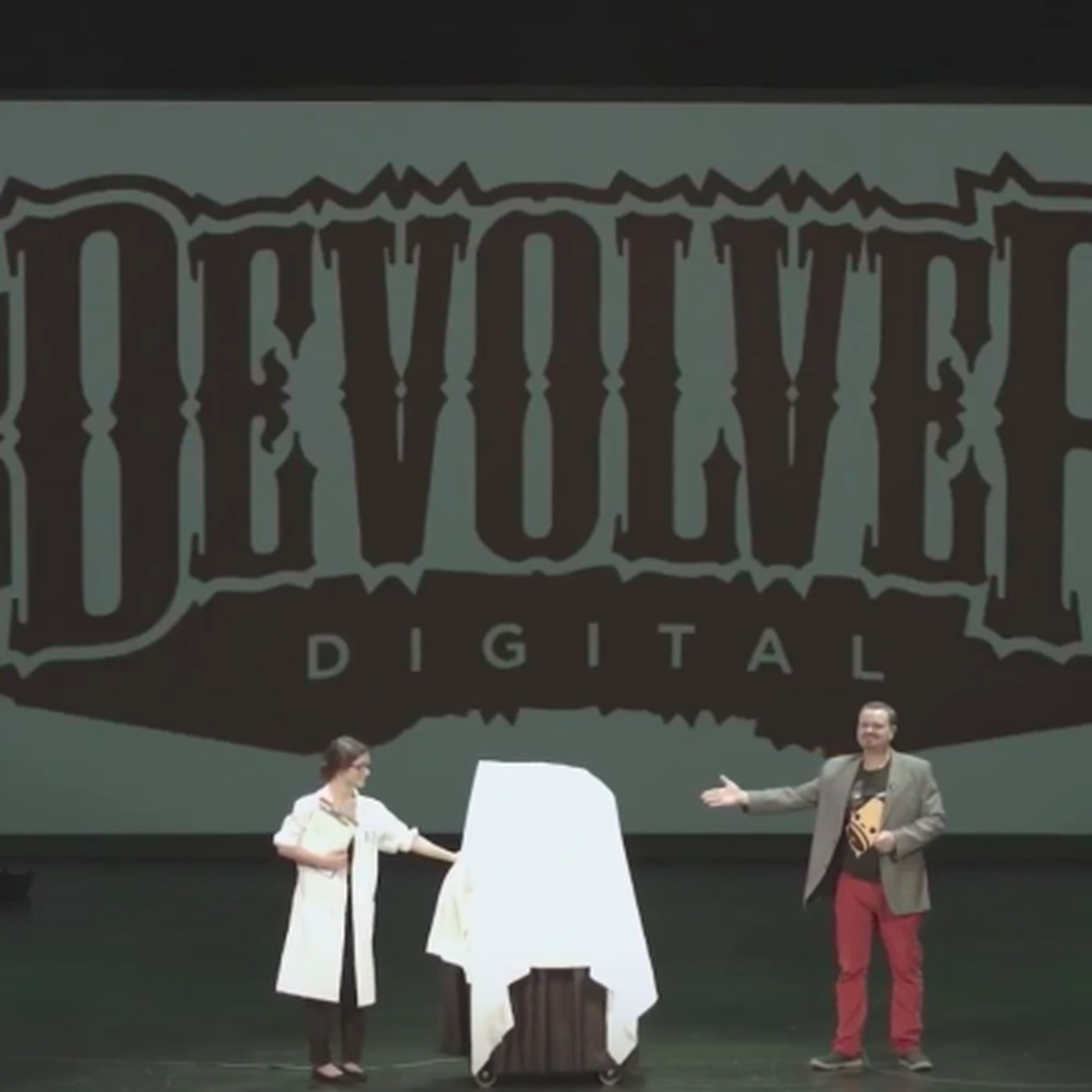 Devolver Digital's press conference was the best part of E3 that