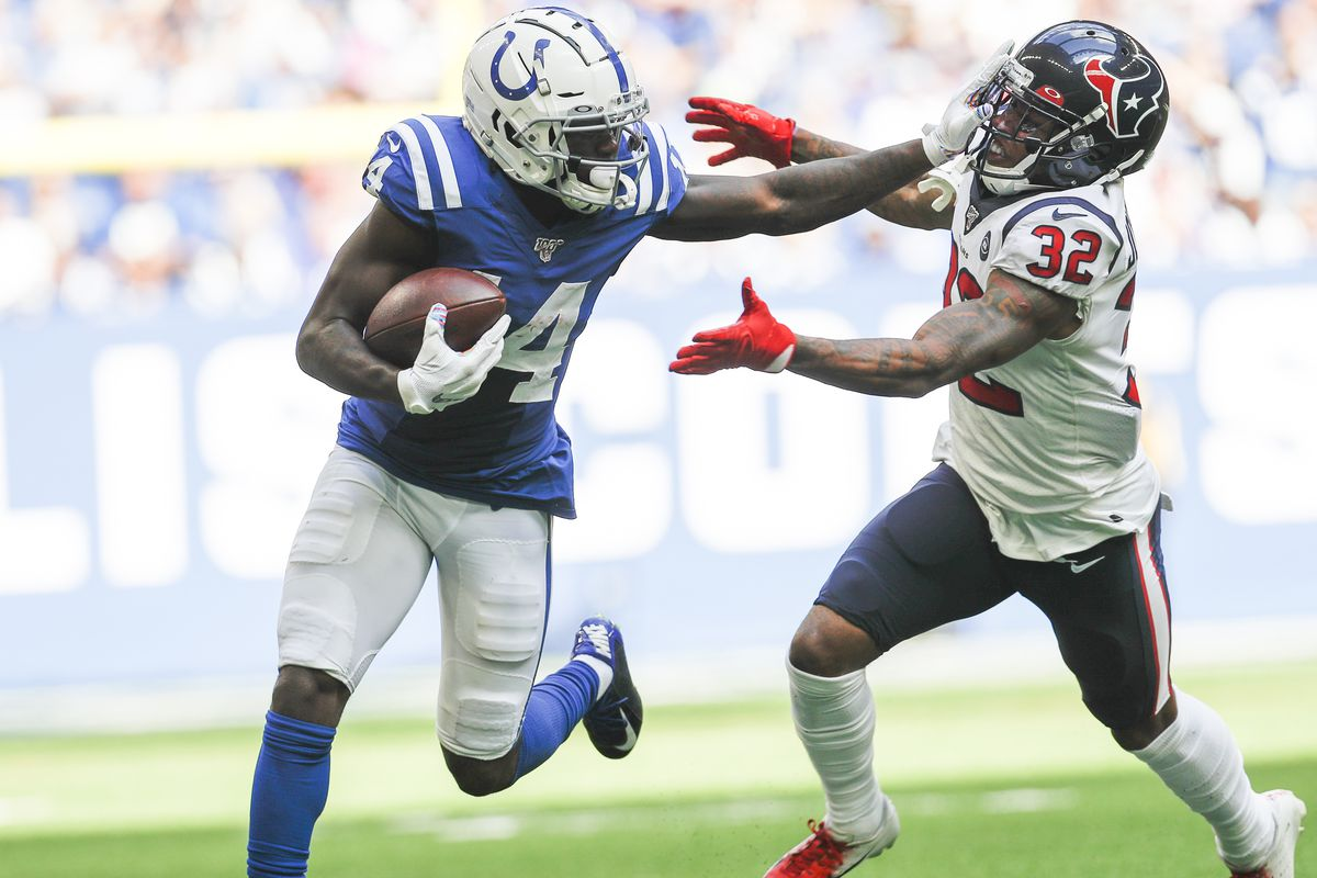 Quick Reaction: Colts takeover AFC South lead by defeating Texans 30-23