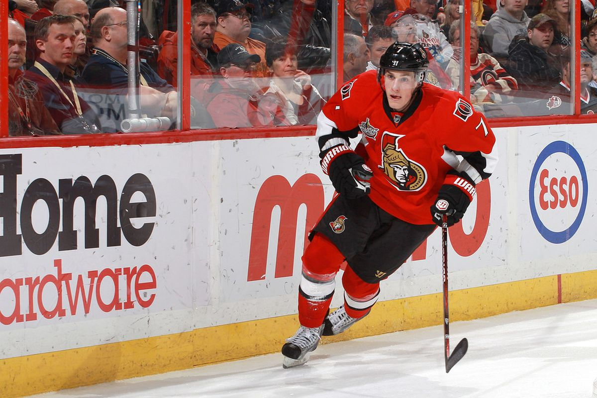 Kyle Turris' development shows why evaluating Jared Cowen's future based on this season is pointless.