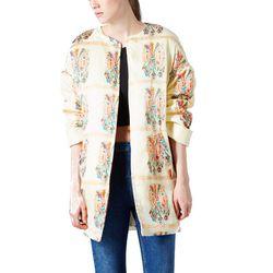 "<b>Topshop</b> Owl Print Chuck On Jacket, <a href=""http://us.topshop.com/en/tsus/product/clothing-70483/jackets-coats-2390895/owl-print-chuck-on-jacket-2709351?bi=1&ps=200"">$116</a>"