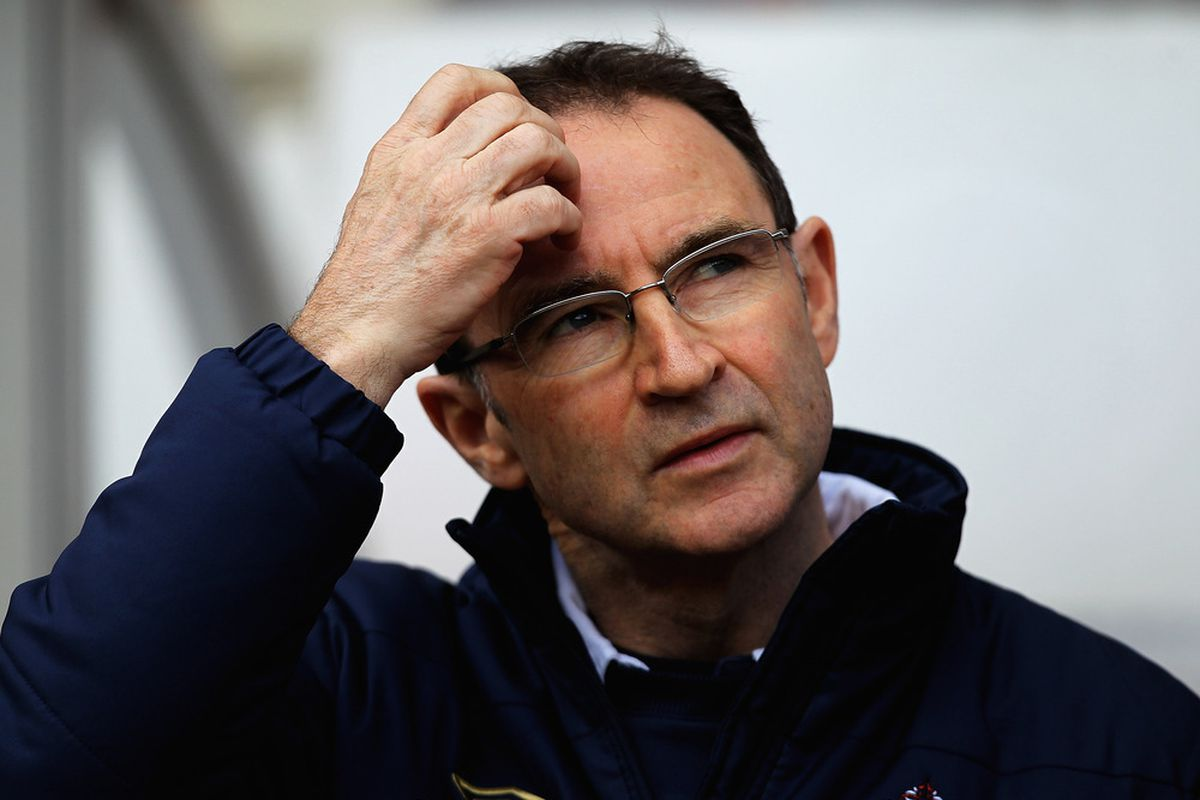 Martin O'Neill and Sunderland have a few things to think about this summer.