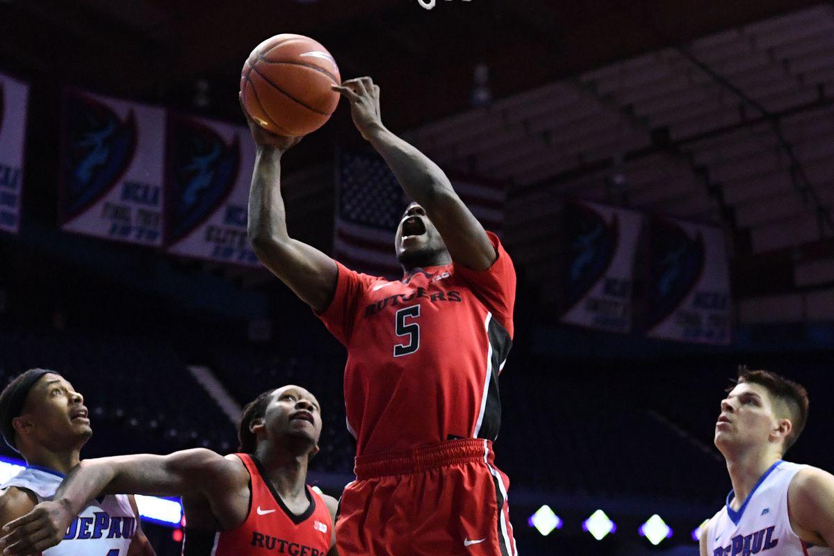 NCAA Basketball: Rutgers at DePaul