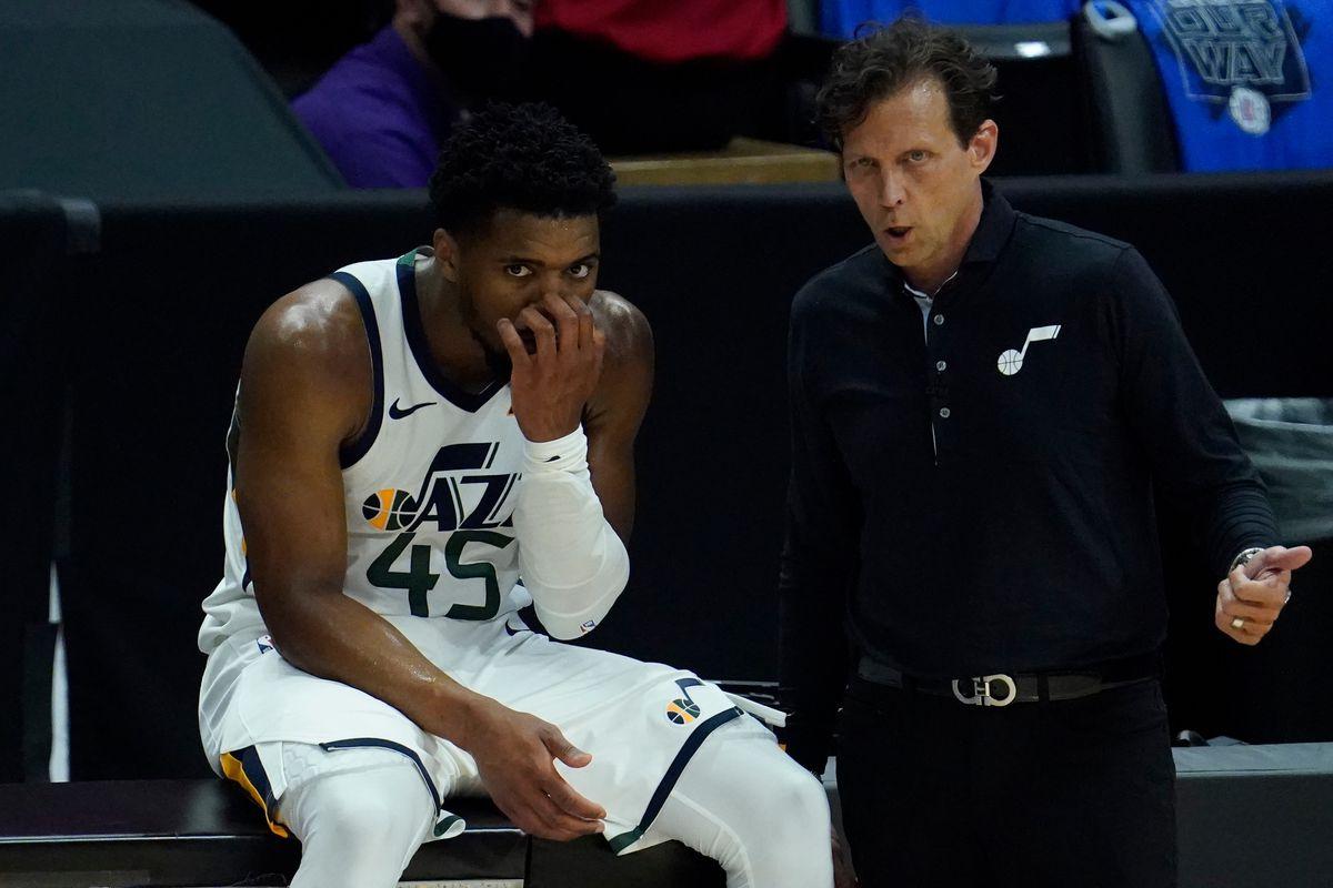 NBA: Utah Jazz at Los Angeles Clippers
