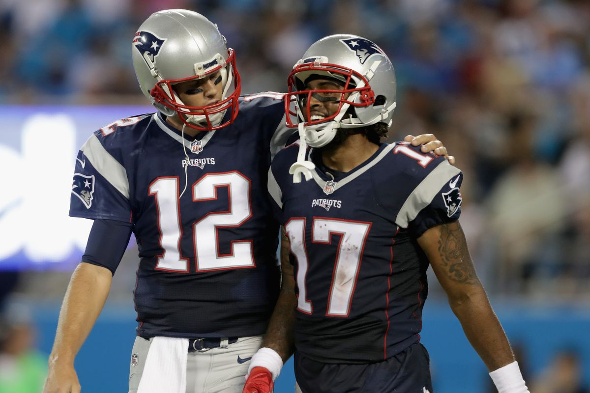 Can Aaron Dobson catch a roster spot?