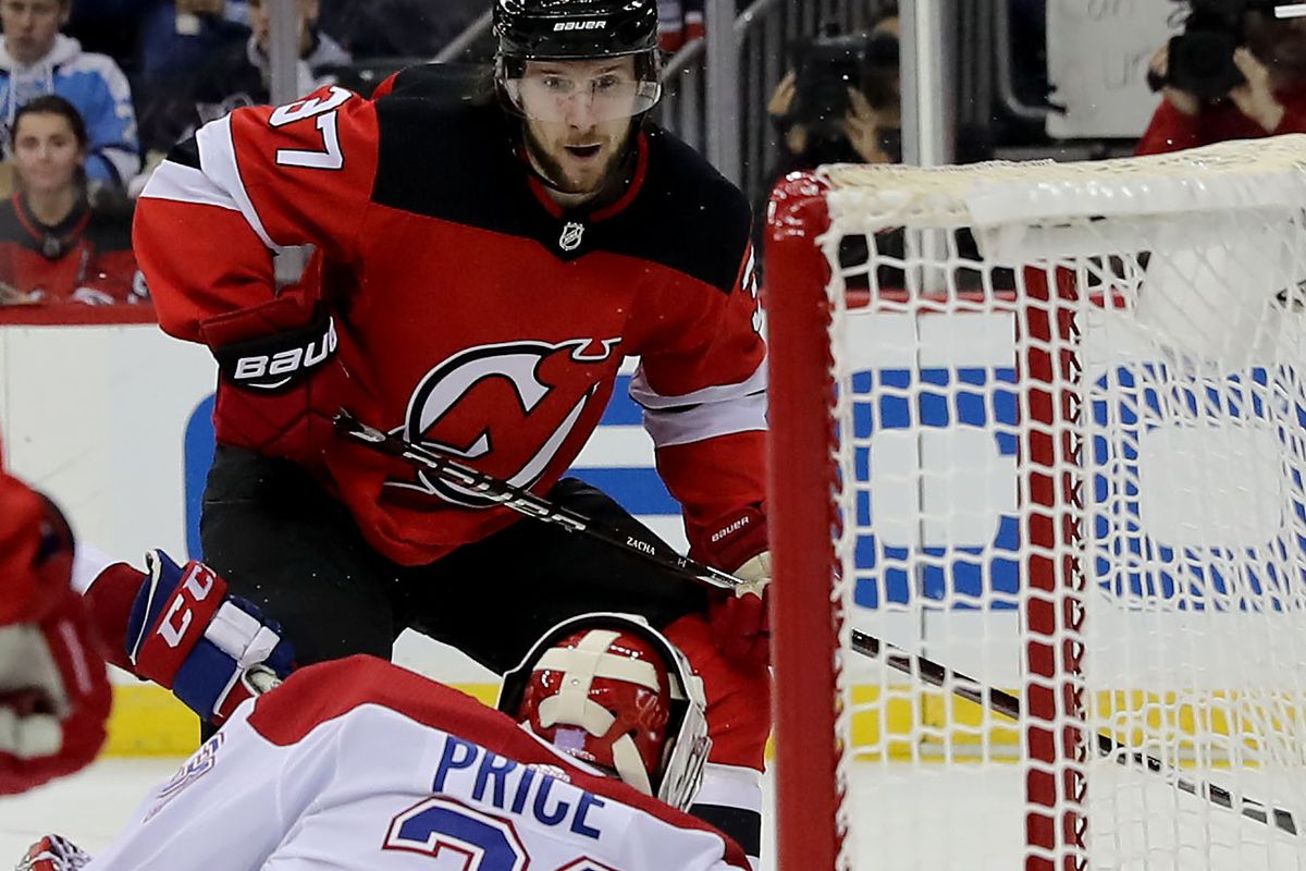 8080670439e New Jersey Devils Top 6 Punched Out Carey Price   Montreal Canadiens ...