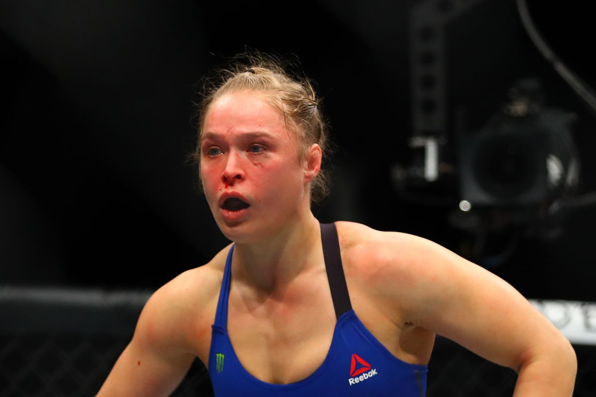 MMA: UFC 207-Nunes vs Rousey