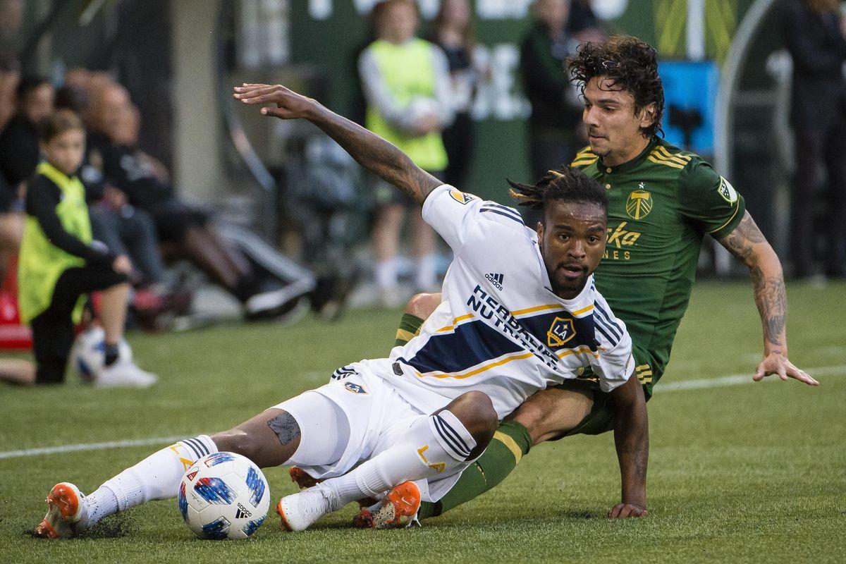 MLS: U.S. Open Cup-Portland Timbers vs Los Angeles Galaxy