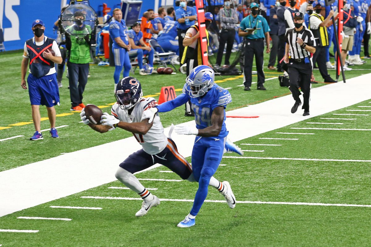 Bears recycle Thanksgiving play for Anthony Miller TD - Chicago Sun-Times