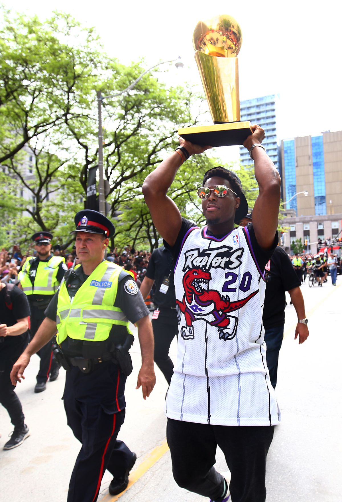 Toronto Raptors Victory Parade & Rally
