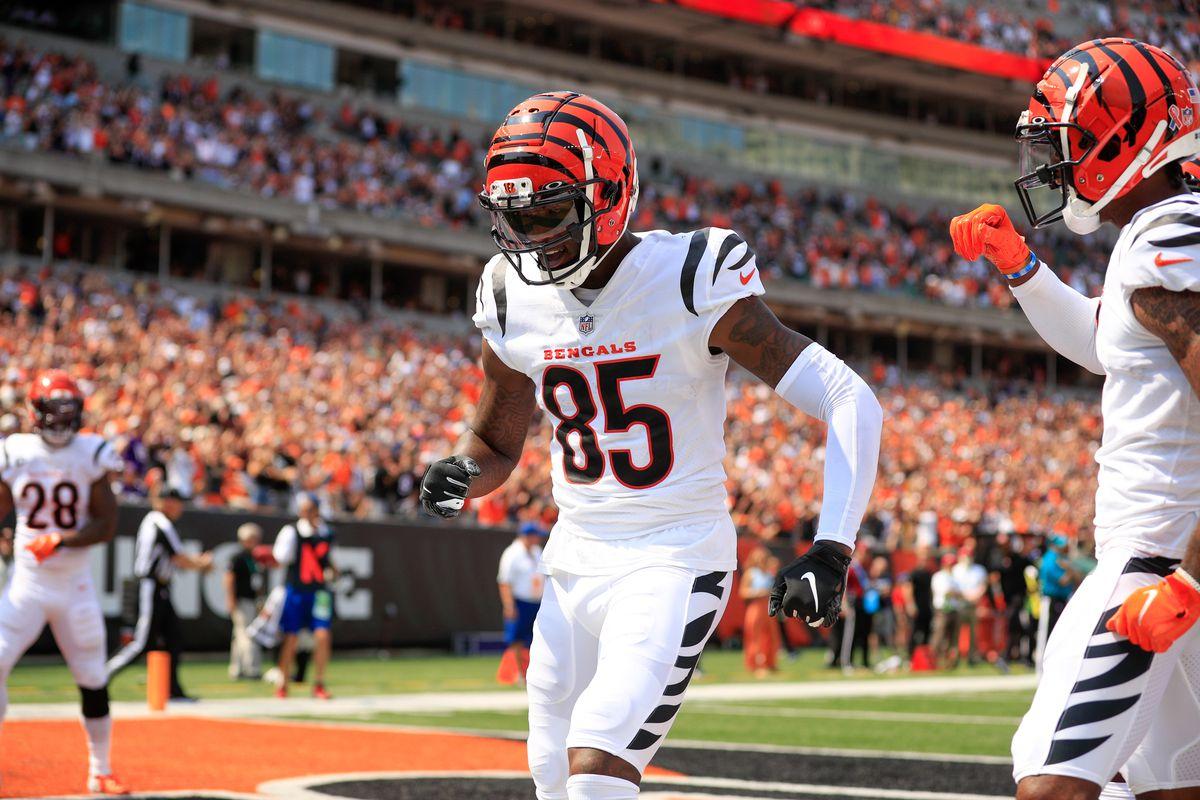 NFL: SEP 12 Vikings at Bengals