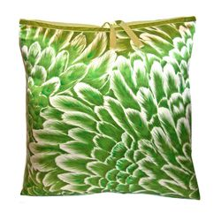 Michele Varian silk charmeuse pillow, $196 (was $280)