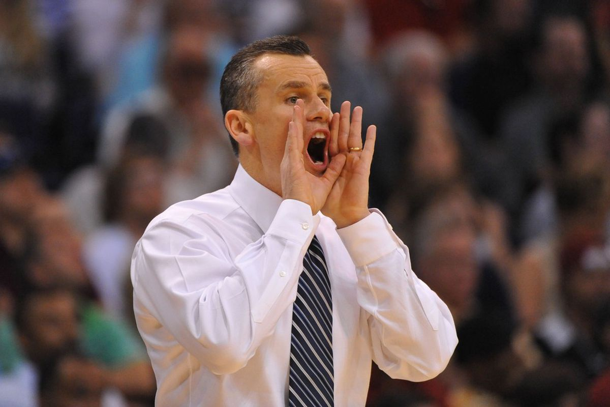Billy Donovan has Team USA out to a 2-0 start (Christopher Hanewickel-US PRESSWIRE)