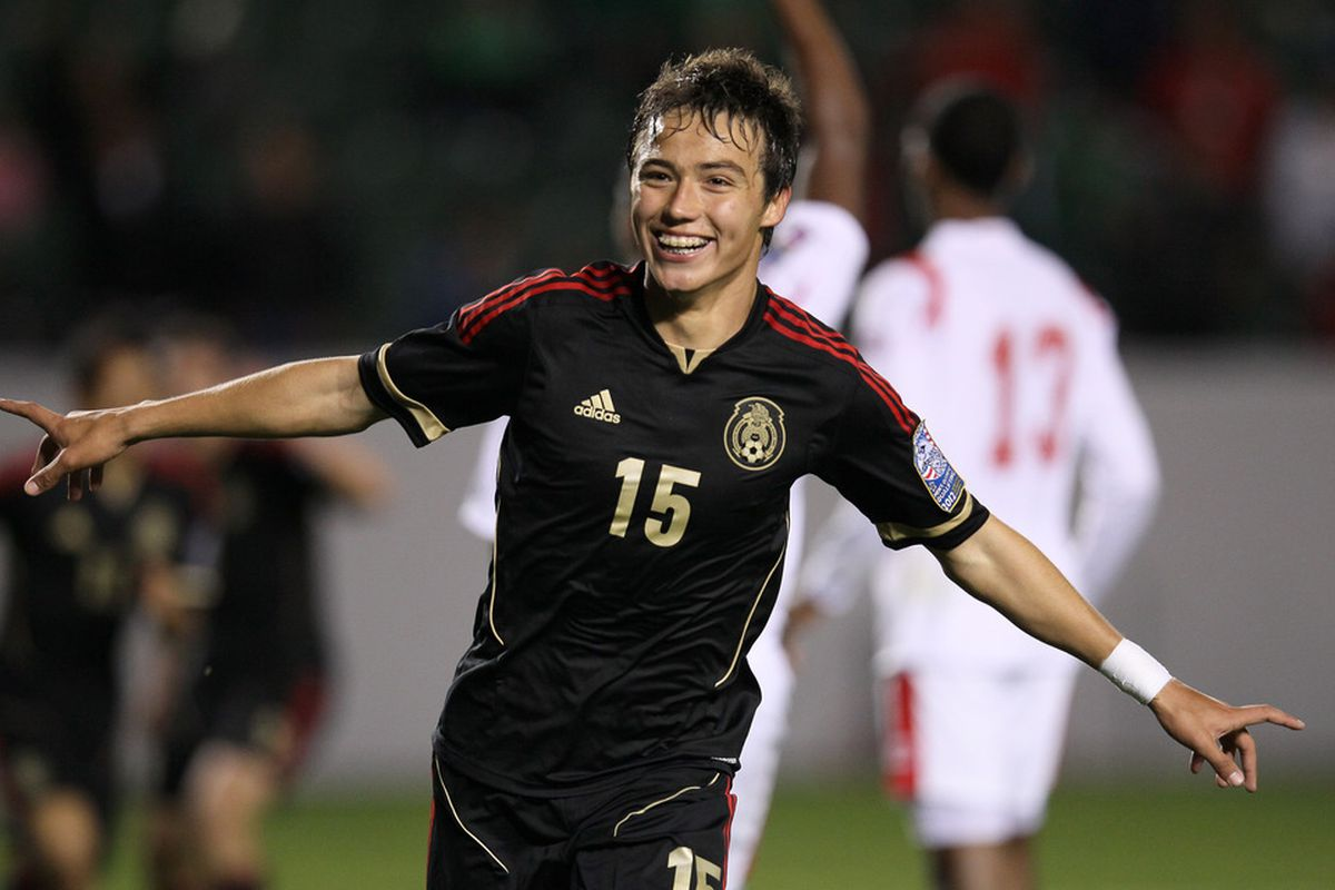 Cubo: Got a tournament with his country coming up.