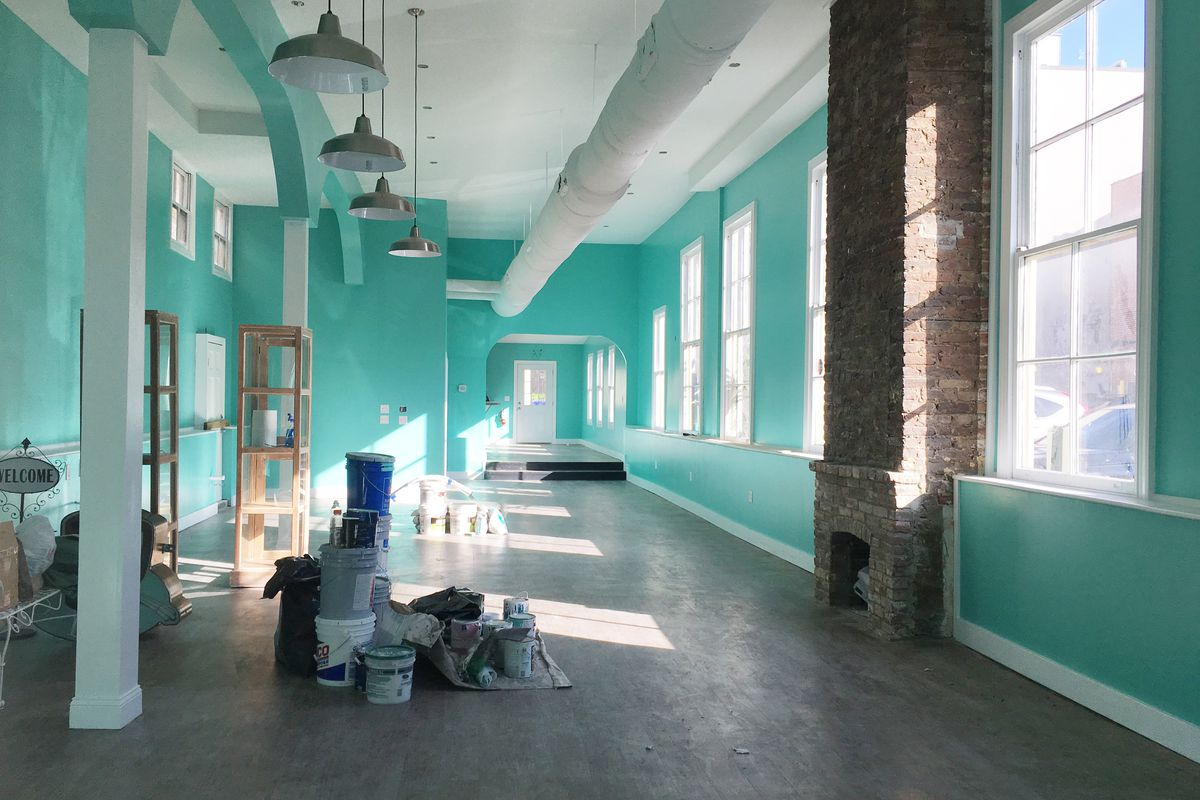 The new digs at Delish! Bakery & Bistro