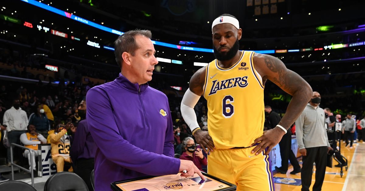 Why the Lakers changed their offense, and what they want out of it - Silver Screen and Roll