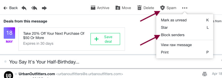 How to declutter your inbox and unsubscribe from unwanted