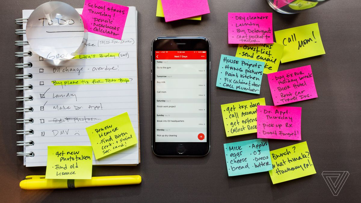 Basic Steps For Using a To-Do List