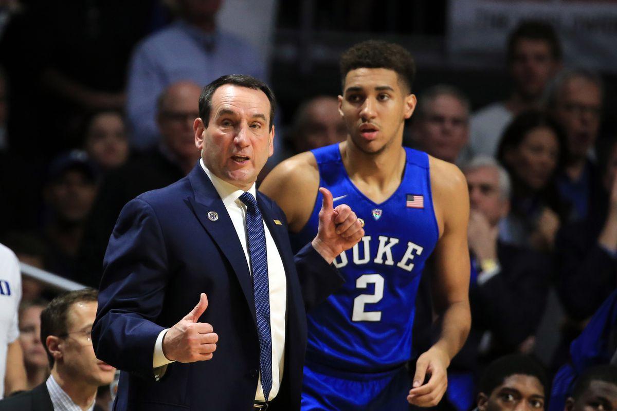 NCAA Basketball: Duke at Miami