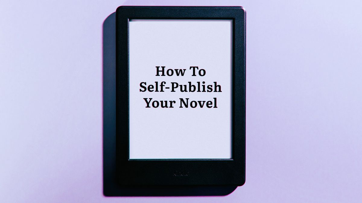 How to self-publish your novel as an ebook - The Verge