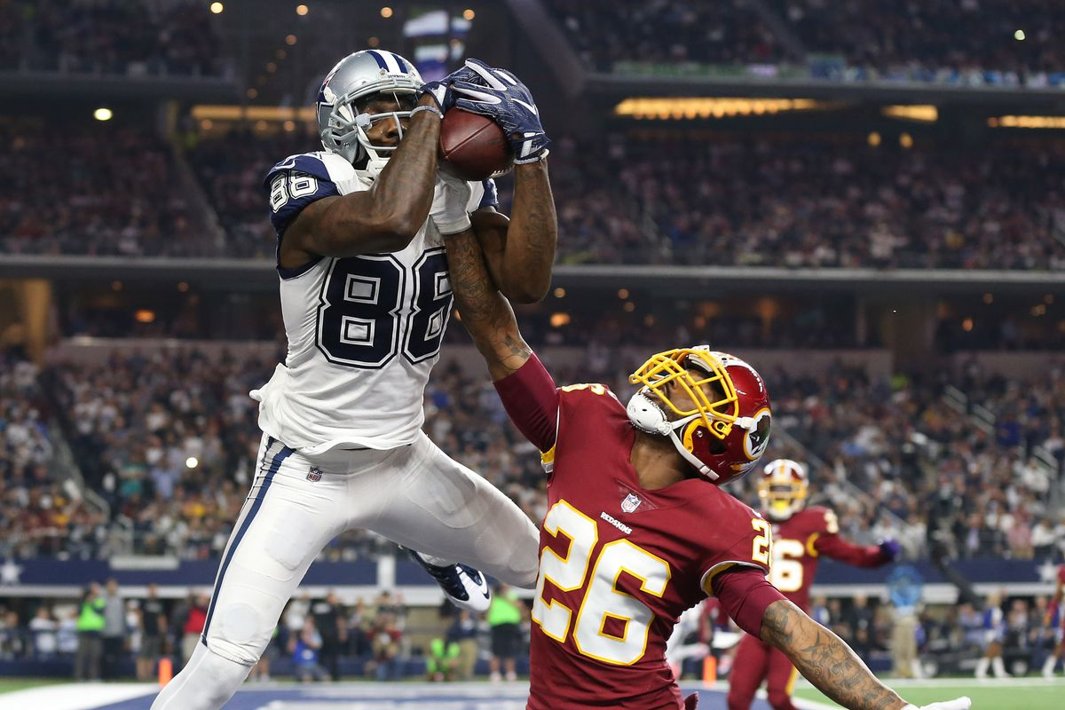 The Chargers Should Not Sign Dez Bryant Bolts From The Blue