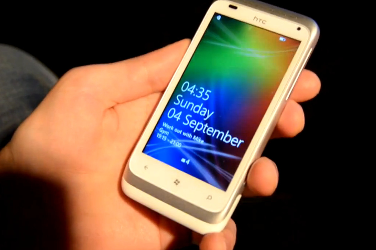 HTC Radar hands-on
