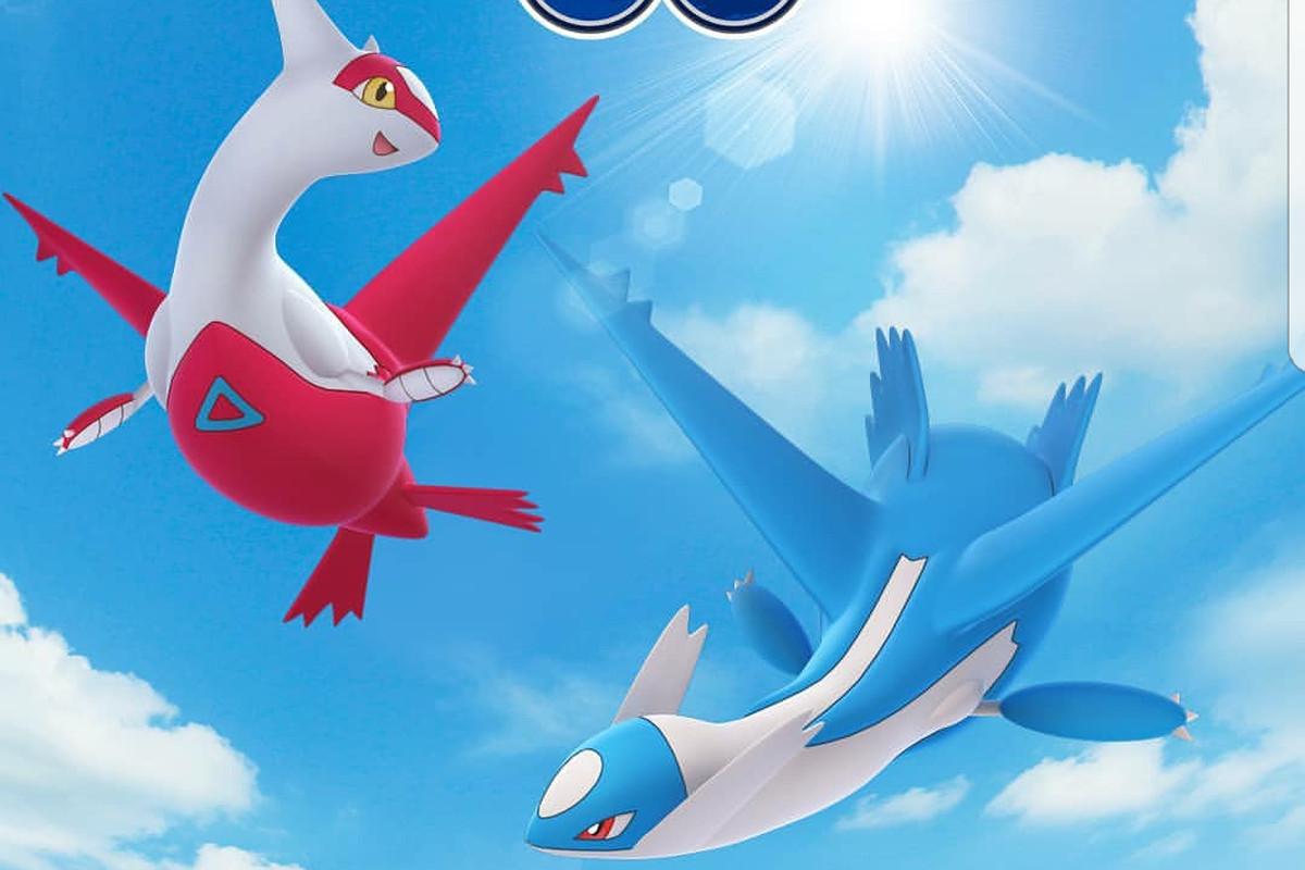 latias and latios in pokemon go
