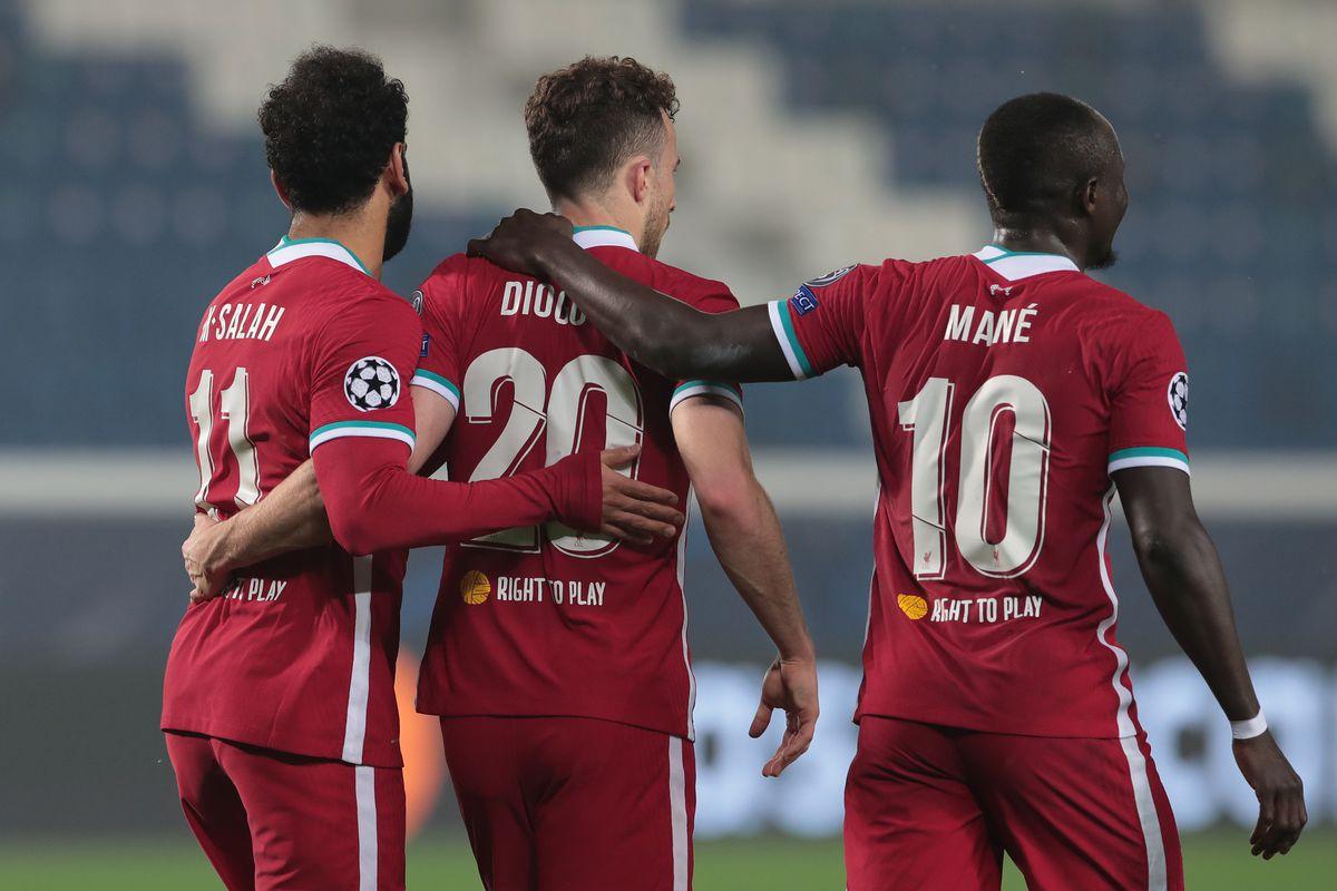 Atalanta BC v Liverpool FC: Group D - UEFA Champions League