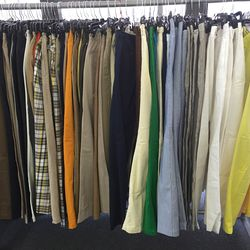Cremieux chinos and cords, $59