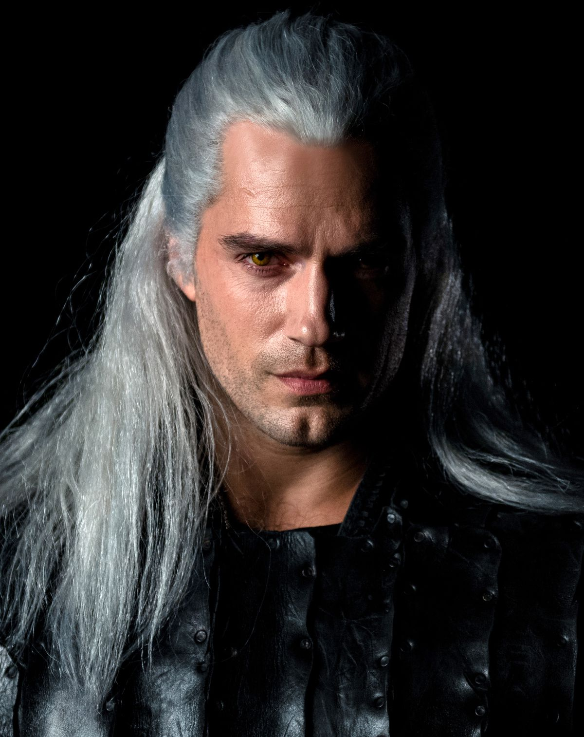 Henry Cavill as Geralt in Netflix's The Witcher