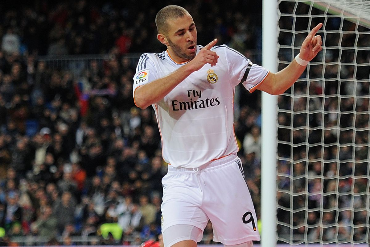 Karim Benzema Playing His Best Football - Managing Madrid