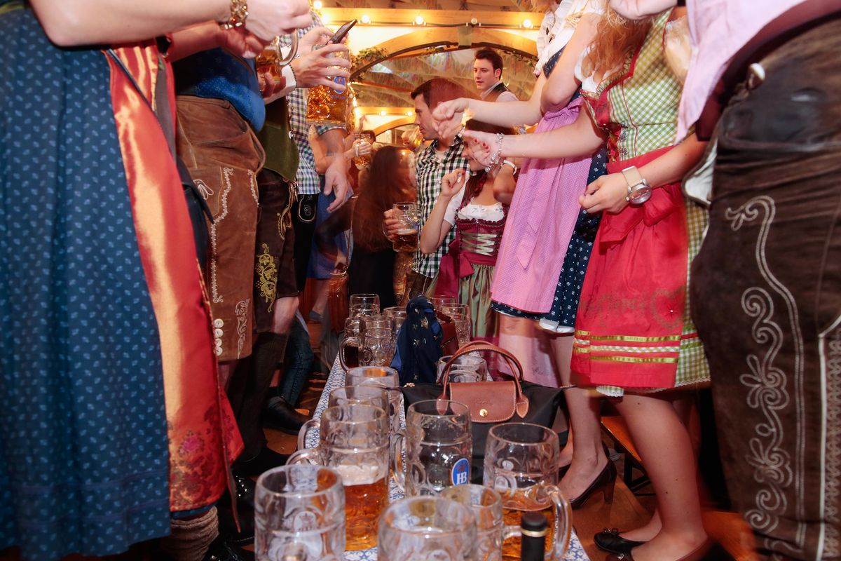 Oktoberfest 2014 - Last Day And Riflemen's Salute