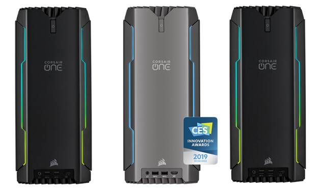 Corsair One screenshot