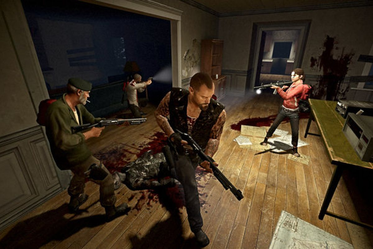 Left 4 Dead 2: Cold Stream' DLC to release on Xbox 360 July 24th