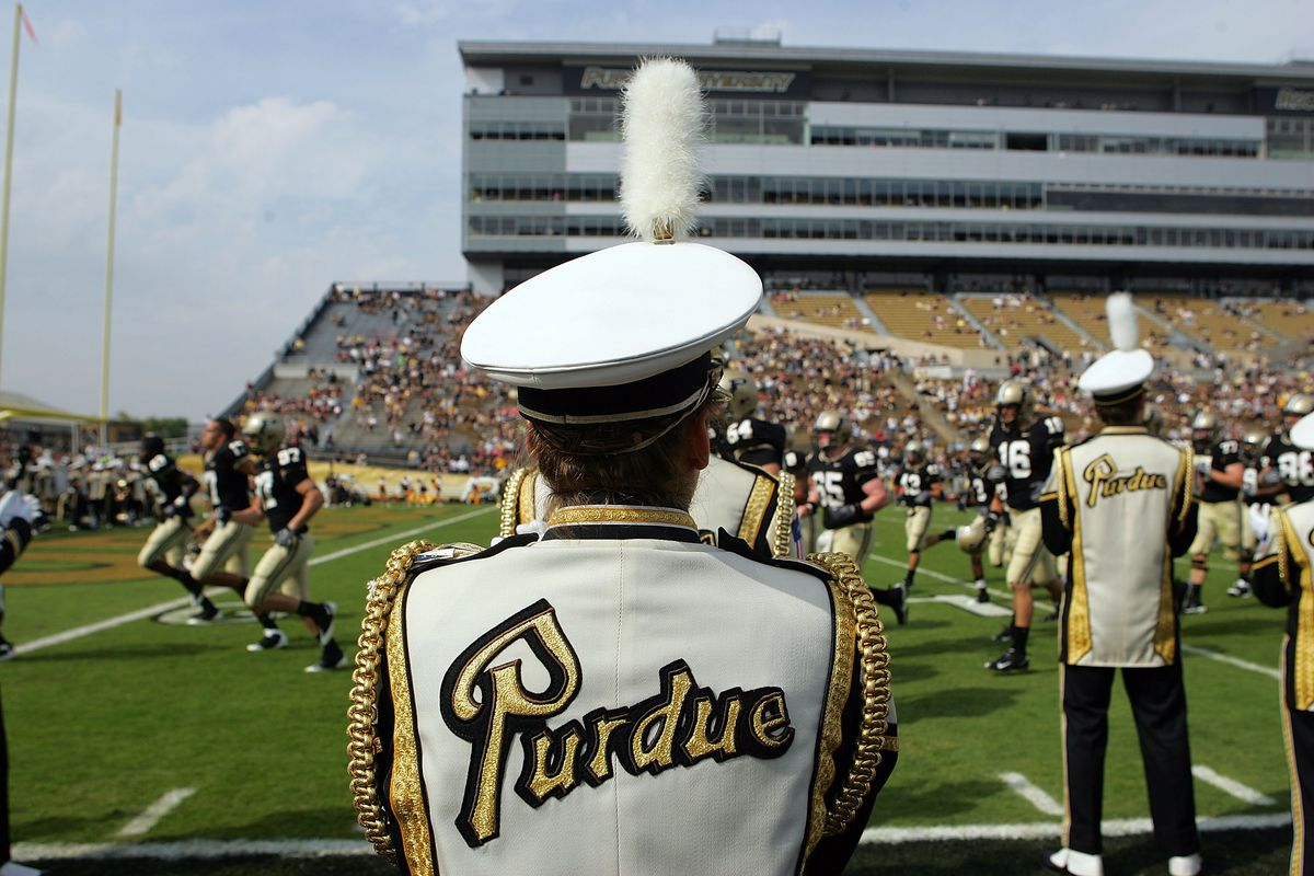 Central Michigan Chippewas v Purdue Boilermakers