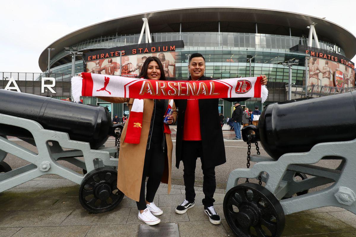 Arsenal v West Ham United - Premier League - Emirates Stadium