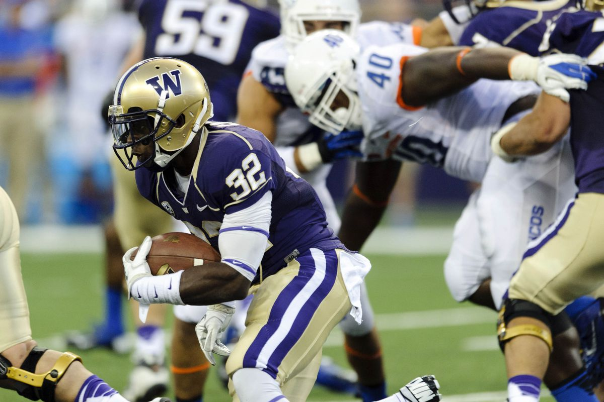 Will RB Deontae Cooper get his first TD this weekend?