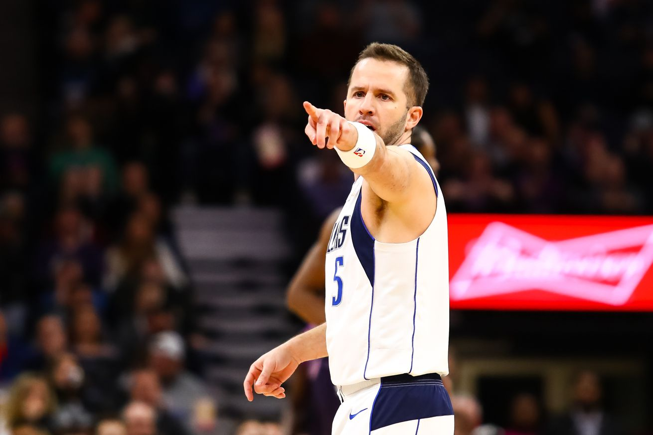 J.J. Barea can still be that spark off the bench — if he's healthy