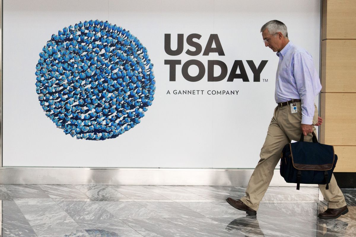 USA Today HQ evacuated as police search for man with weapon